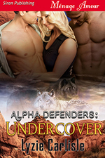 Alpha Defenders Undercover Lyzie Carlisle